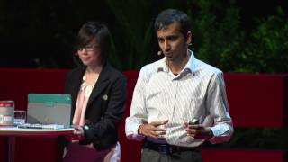 The Mind Leading the Blind - Mobileeye, Aakash & Jade at TEDxAuckland