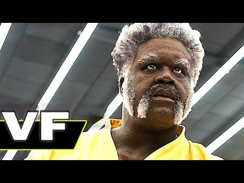ONCLE DREW Bande Annonce VF (2018) Shaquille O'Neal, Comédie