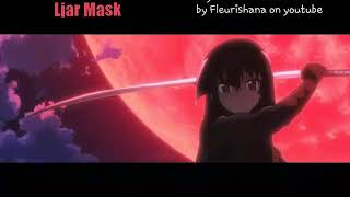 Akame ga kill - Liar Mask [Mutty Cover_Indonesia version] anime ver
