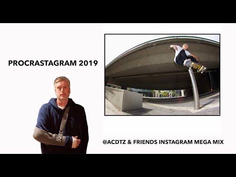 PROCRASTAGRAM 2019 / @ACDTZ & FRIENDS INSTAGRAM MEGA MIX
