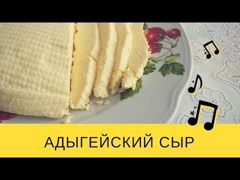 Как приготовить адыгейский сыр в домашних условиях. Вкусный сыр своими руками. Рецепт сыра из молока