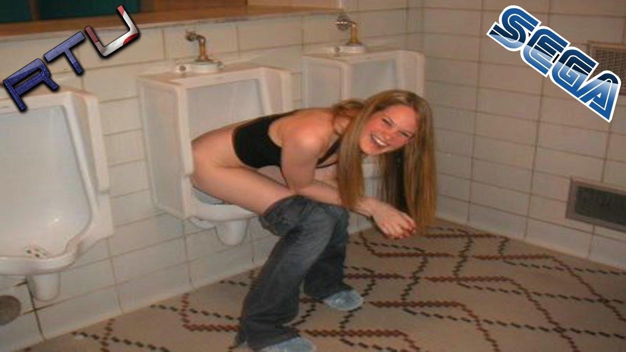 Приколы порно туалете 3 фотография