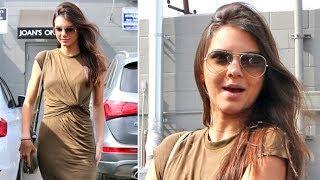 Kendall Jenner Cracks Up When She Is Mistaken For Kylie! [2014]