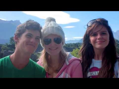 Summer Camp 2010 - Slideshow - Les Elfes International - Verbier - September Activities