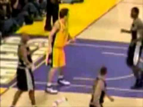 The Farewell Sasha Vujacic Mix (LOL)
