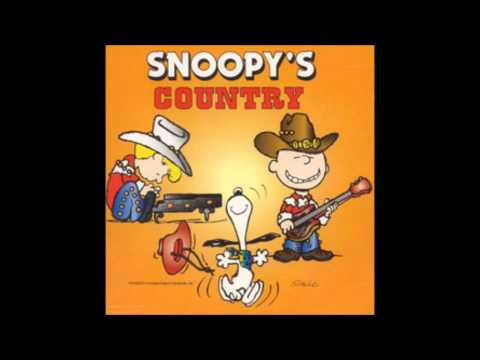 Snoopy's Country Classiks - Track 2   Achy Breaky Heart