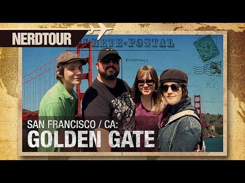 Nerdtour San Francisco: Golden Gate