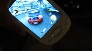 Samsung Galaxy Mini Games