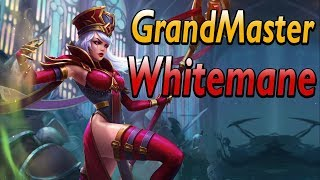 Getting in the mind of a GrandMaster Whitemane. (Gameplay with Commentary)