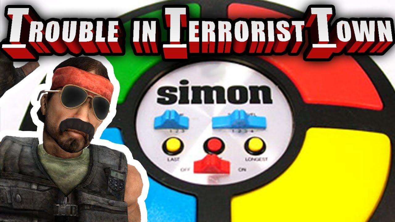 simon says spiel