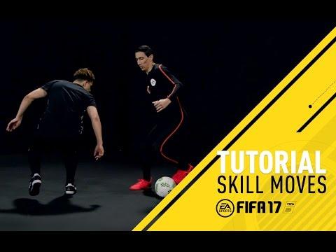 FIFA 17 Tutorial - Skill Moves - ft. Ángel Di Maria