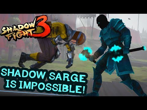 Shadow Fight 3. THIS IS THE HARDEST FIGHT EVER!!! I'm Getting So Good At This Game!