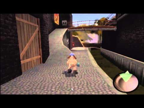 Wallace And Gromit: Curse Of The Were Rabbit - Part 9 - Football! (no Commentary) video