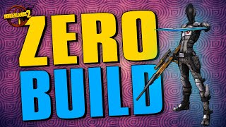 CUNNING GUN ZER0 BUILD - Skill Tree and Gear (Borderlands 2)