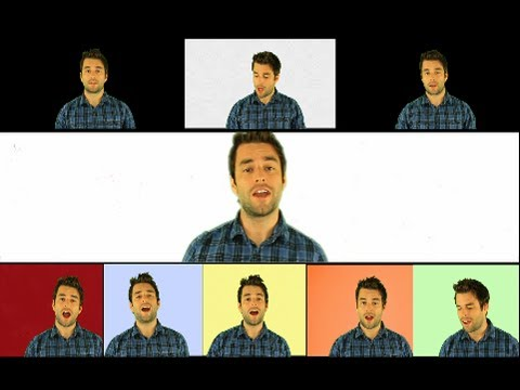 Adele - Set Fire to the Rain (A Capella Cover)