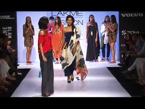 Asmita Marwa / Narendra Kumar for Lakme Fashion Week Summer/Resort 2013