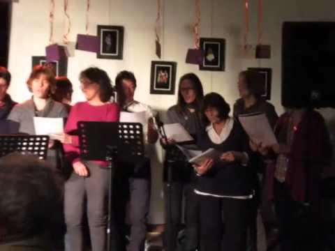 Les Globe Singers - MJC Bron - Vieni sulla barchetta