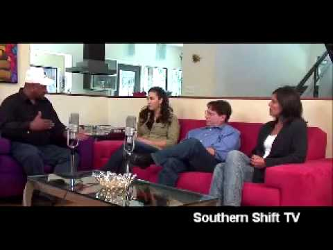 Southern Shift TV: Living Room Chat on Redistricting in 2010, Part One