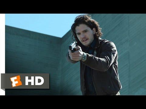 MI-5 (6/10) Movie CLIP - A Botched Negotiation (2015) HD
