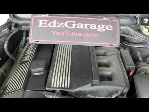 A/C UV Dye Injection and High Pressure Line Replacement e46 BMW 3 Series