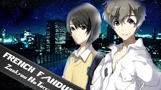 Zankyou no Terror : Twelve & Lisa in library - French Fandub