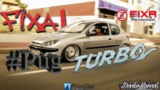 Parte 2 | Peugeot 206 | Pug | Turbo | DeckoMarcel | Bruno Dias Videomaker