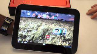 Lenovo Unboxed_ IdeaPad K1 Tablet