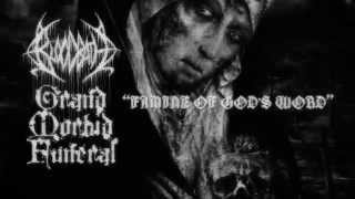 BLOODBATH - Famine of God's Word (lyric video)
