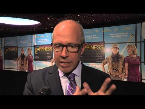 Peter Chelsom - Hector And The Search For Happiness - UK Premiere Interview