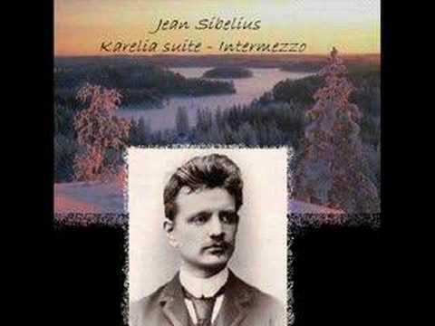 Sibelius: Karelia suite - Intermezzo