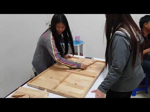 ฝึกต่อจิ๊กซอ เตรียมสอบทักษะเกาหลี