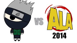 Kakashi - Mission: Anime Los Angeles 2014