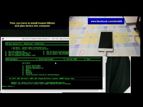 [VDO-GUIDE] Unlock Bootloader/TWRP/Root Huawei P9/P9+
