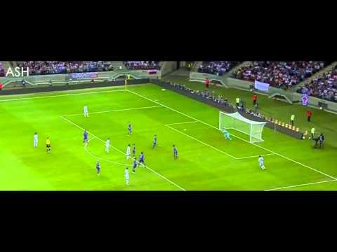 Real Madrid 1 - 2 Fiorentina [ Amazing Goal - CRISTIANO RONALDO 7 ] 2014 `Full-HD`