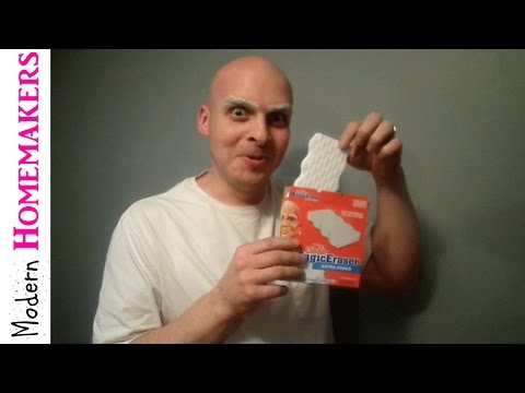 Mr Clean Magic Eraser Review