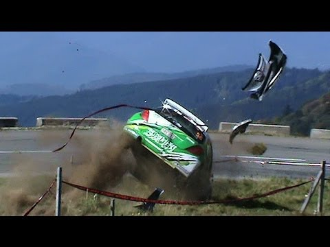 Best of rallye Crash and Mistakes  [ 2011 - 2013 ]