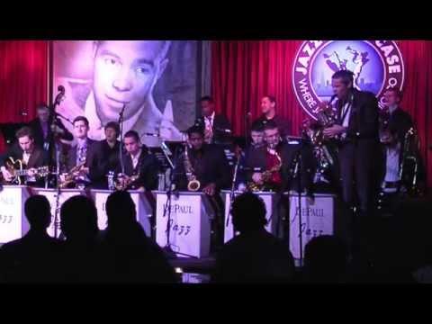 DePaul Jazz Ensemble - Blues In Hoss' Flat online metal music video by THE DEPAUL UNIVERSITY JAZZ ENSEMBLE