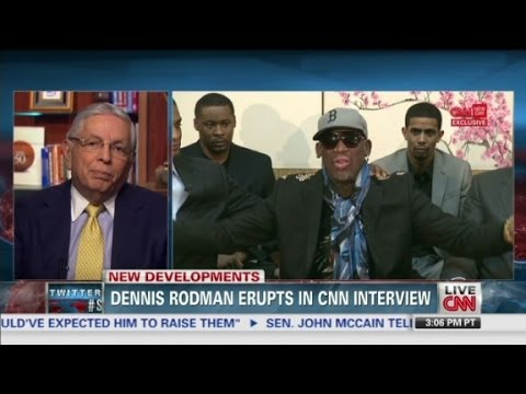 Full Interview: David Stern on Dennis Rodman
