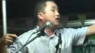 YB Ng Suee Lim Speech In Muar Part 3
