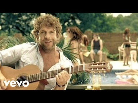 Billy Currington - Pretty Good At Drinkin' Beer Video