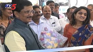 MP Murali Mohan Inaugurates New Hemadri Granites Showroom In Rajahmundry