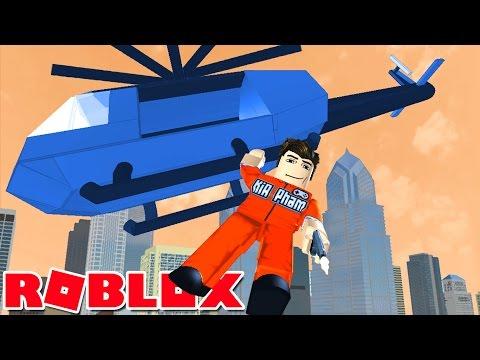 Roblox | VƯỢT NGỤC ĐI CƯỚP NGÂN HÀNG - Jailbreak (Beta) | KiA Phạm