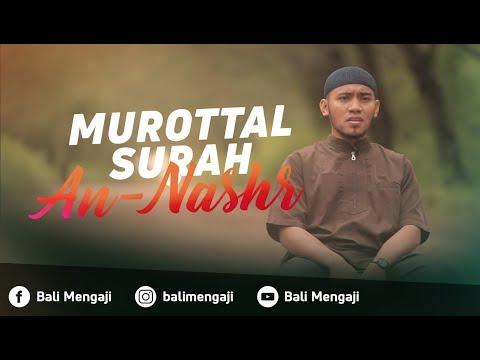 Murottal Surah An-Nashr - Mashudi Malik Bin Maliki