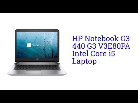 HP Notebook G3 440 G3 V3E80PA Intel Core i5 Laptop [INDIA]