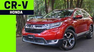 Honda CR V 2019 | Gran producto, pero la fiabilidad ya no es su fuerte | Motoren Mx