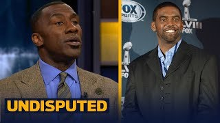 Skip and Shannon on the chances Terrell Owens and Randy Moss enter the HOF this year   UNDISPUTED