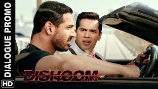 Varun & John can't see eye to eye   Dishoom   Dialogue Promo