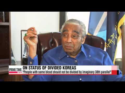 U.S. Congressman Charles Rangel reflects on Korean War   찰스랭글 대담