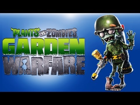 PvZ Garden Warfare (Garden Ops on Crazy Difficulty)