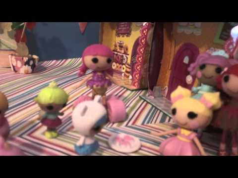Lalaloopsy Daycare: The Search For Sprinkle | Episode 6